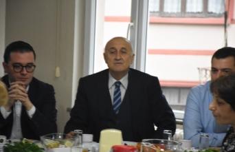 Zonguldak Baro Başkanı Eroğlu: