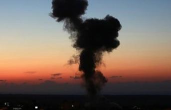 ABD Deyrizor'da cami vurdu
