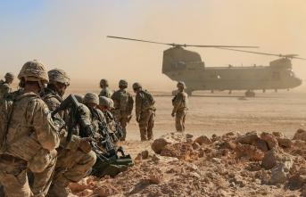 ABD bir ülkeden daha askerlerini çekiyor