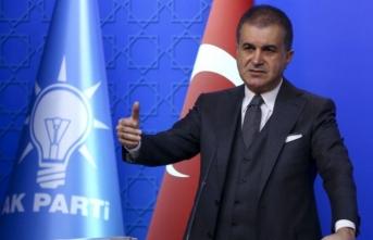 AK Parti Sözcüsü Çelik: Türk heyet cumartesi Rusya'da olacak