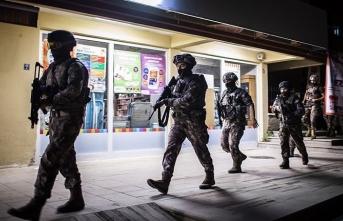 Ankara'da terör operasyonu, çok sayıda gözaltı var