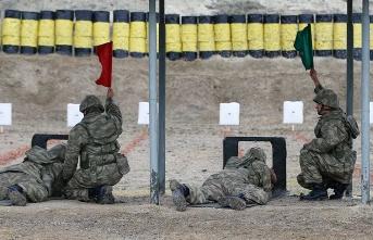 Bedelli askerler nasıl eğitiliyor? Görüntülendi