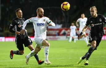 Beşiktaş Antalya'da aradığını bulamadı