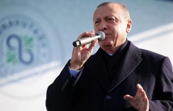 Cumhurbaşkanı Erdoğan'dan Netanyahu'ya: Sen yanlış kapıya vurdun