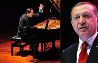 Cumhurbaşkanı Erdoğan konserine gidecek mi? Fazıl Say konuştu