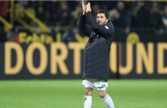 Dortmund'dan Nuri Şahin'e teşekkür