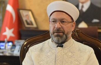 Erbaş'tan dini konularda konuşan ve yazanlara hassasiyet çağrısı