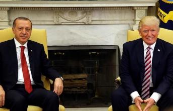 İki lider Suriye'yi görüştü... Twitter'dan böyle duyurdular
