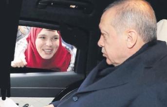 Erdoğan'ın konuştuğu o Aylin ortaya çıktı