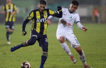 Fenerbahçe son 16 turuna yükseldi