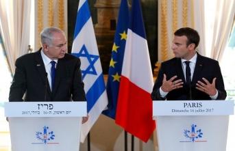 """Fransa'dan kınama… """"Sömürüyü yaygınlaştırmayın"""""""