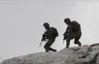 İsrail askerleri Gazze'de bir Filistinliyi şehit etti