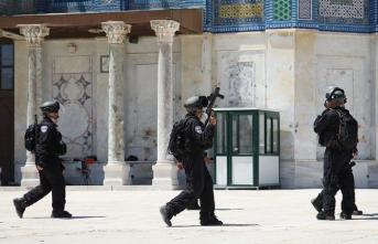 'İsrail'in Aksa'ya yönelik ihlalleri endişe verici'