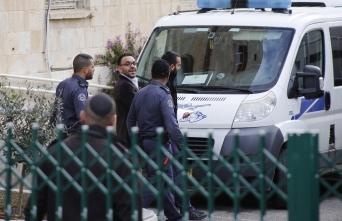 İsrail makamları Kudüs Valisi'ni serbest bıraktı