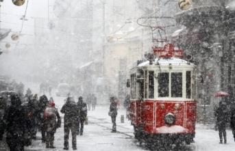 İstanbul'a kar ne zaman yağacak? Meteorolojiden son tahmin