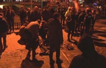 Kadıköy'de olaylı gece... Linç girişimi