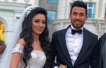 Kasımpaşaspor'un yıldızı Trezeguet evlendi