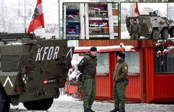 'Kosova ordusu' Sırbıstan'ı kızdırdı! Tansiyon yüksek