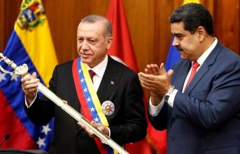 'Maduro'dan talepte bulundum, o da uygun buldu'