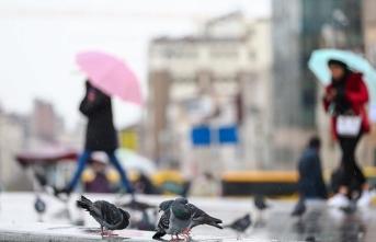 Meteoroloji'den Marmara'ya uyarı geldi