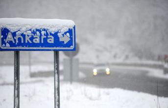 Meteorolojiden Marmara ve Ankara'ya uyarı geldi