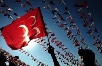 MHP'nin 30 belediye başkanı adayı belli oldu