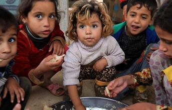 Musul'da göçmenler artık evlerine dönmek istiyor