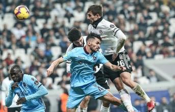 Nefes kesen dakikalar... Trabzonspor başladı, Beşiktaş bitirdi