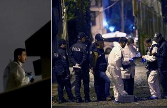 Ortaköy'de evde silah sesleri! Peş peşe vurdu