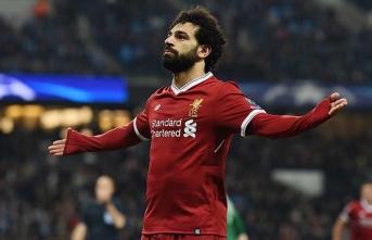Liverpool'un yıldızı Salah hayranlarını şaşırttı