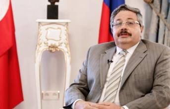 Rus Büyükelçi: Birlikte olduğumuzda yenilmez gücüz