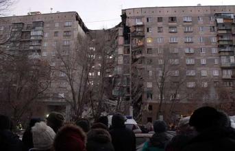 Rusya'da gaz bomba gibi patladı! Onlarca kişiye ulaşılamıyor
