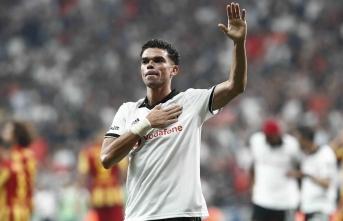 Son dakika... Beşiktaş ile Pepe'nin yolları ayrıldı