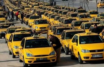 Taksicilere ceza yağdı