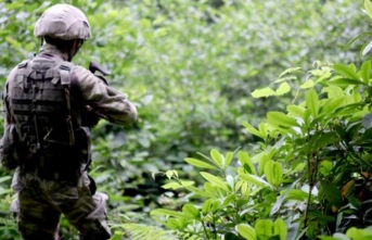 Teröristlere Karadeniz şoku! Telsiz konuşmaları tespit edildi