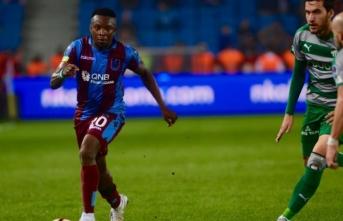 Trabzonsporlu futbolcu Onazi ameliyat edildi