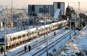 Tren kazası ile ilgili 3 TCDD görevlisi adliyeye sevk edildi