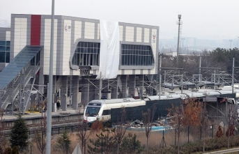 Tren kazası soruşturmasında olay yerinde keşif yapıldı
