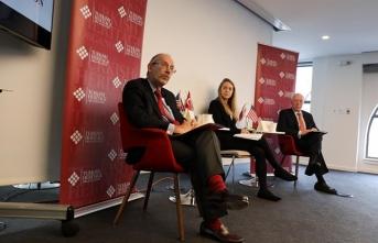 Türk-Amerikan ilişkileri Washington'da masaya yatırıldı