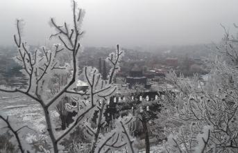 Türkiye'nin en soğuk ili belli oldu