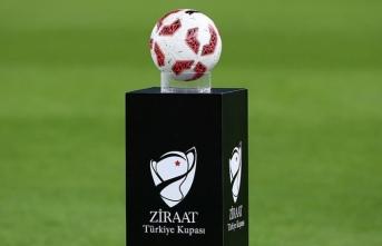 Ziraat Türkiye Kupası'nda 5. tur maçları tamamlandı