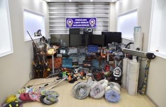 Zonguldak'ta hırsızlık şüphelilerine operasyon