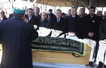 22 dolar için öldürülen Türk'ün cenazesi toprağa verildi