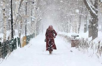 2 il için şiddetli kar uyarısı