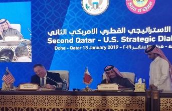 ABD'den Katar açıklaması: Askeri varlığımızı artırıyoruz...