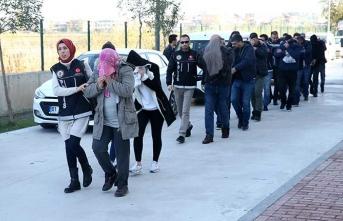 Adana'da şok narkotik baskını!