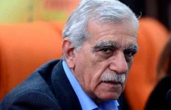 Ahmet Türk yeniden aday oldu