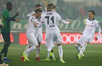 Akhisar Beşiktaş maçında flaş kural hatası! Hükmen mi?