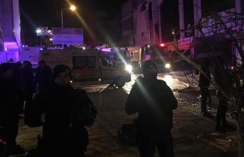 Ankara Siteler'de yangın! 5 işçi hayatını kaybetti