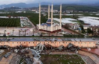 Antalya'daki hortumda can kaybı 2'ye yükseldi